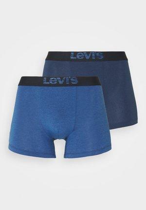 OPTICAL ILLUSION BOXER BRIEF 2 PACK - Pants - blue