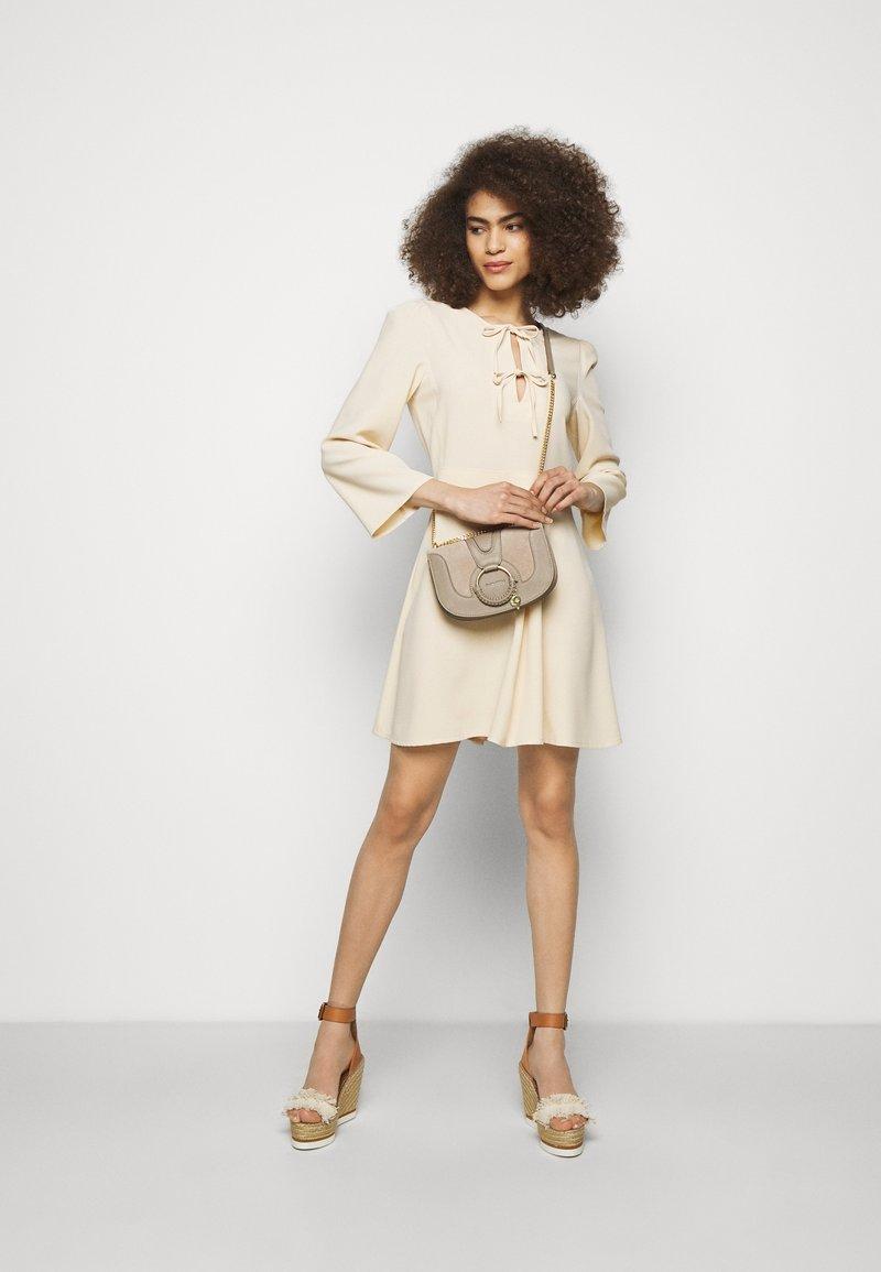 See by Chloé - Hana evenning bag - Handbag - motty grey