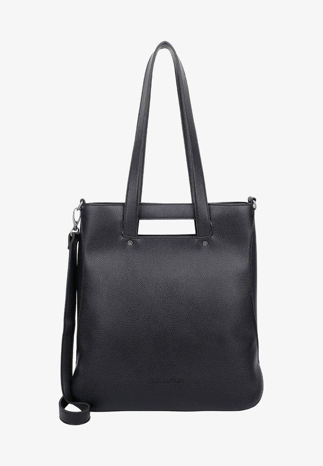 TASCHEN/RUCKSÄCKE/KOFFER AUBRIE SUMMER - Shopping Bag - black