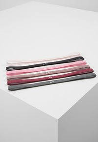 Nike Performance - SPORT HEADBANDS 6 PACK - Andre accessories - barely rose/black/magic flamingo - 3