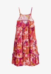 Next - PINK ROSE STRAPPY MAXI DRESS (3-16YRS) - Maxi šaty - pink - 1