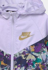 Nike Sportswear - ENERGY - Training jacket - purple chalk/metallic gold - 2