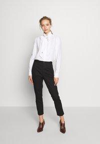 Polo Ralph Lauren - SLIM LEG PANT - Kalhoty - black - 1