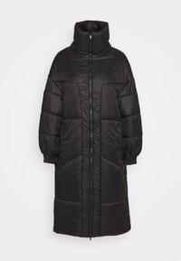 EUSTON - Winter coat - schwarz
