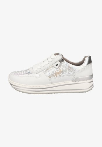 Trainers - nebbia,silber