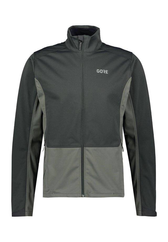 Training jacket - schwarz (200)