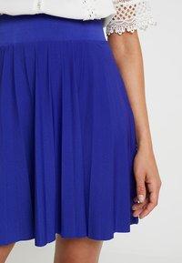 Anna Field Petite - Áčková sukně - clematis blue - 4