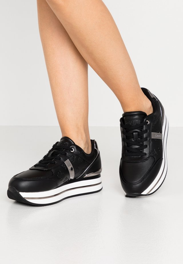 DAFNE - Sneakers laag - black