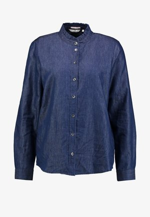 BLOUSE - Skjorte - blue denim