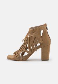 Steven New York - ELSIE - Sandals - chestnut - 1