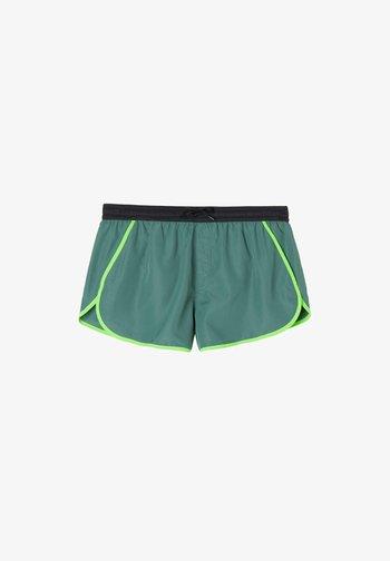 Swimming shorts - river green/avocado green/nero
