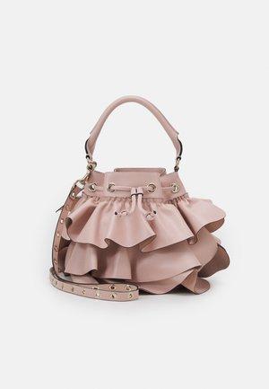 BUCKET BAG - Handbag - nude