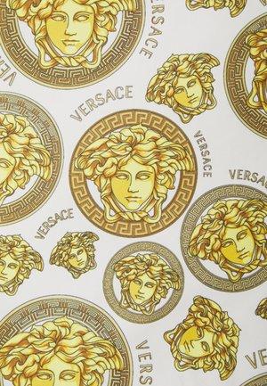 MEDUSE ALLOVER - Couverture pour bébé - bianco/oro