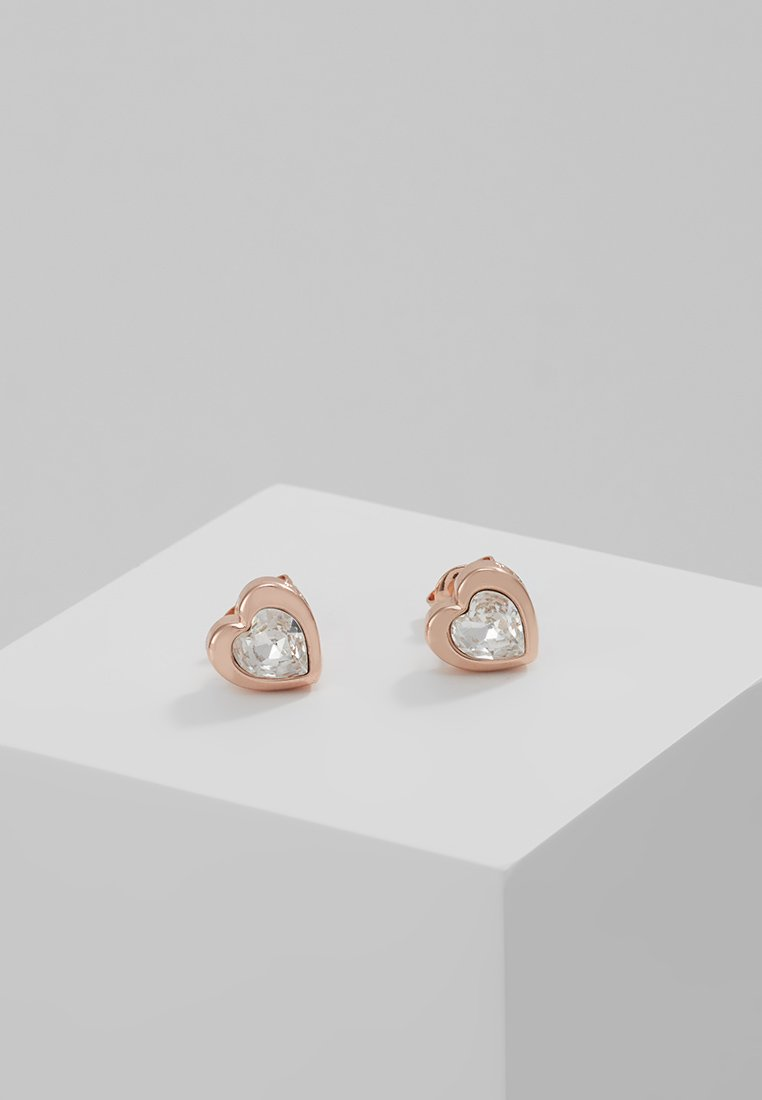 Ted Baker - HEART - Earrings - rose gold-coloured