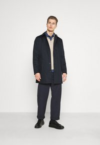 Selected Homme - SLHNEW TIMELESS  - Trenchcoat - sky captain - 1