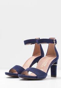 Tamaris Heart & Sole - Korolliset sandaalit - cobalt - 3
