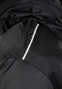 adidas Performance - CORE 18 STADIUM FILLED - Waterproof jacket - black/white - 2
