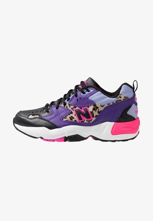 MX608 - Baskets basses - purple