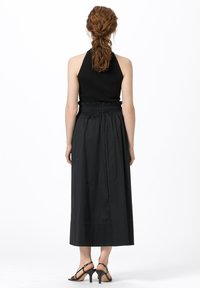 HALLHUBER - ROCK - Pleated skirt - schwarz - 2