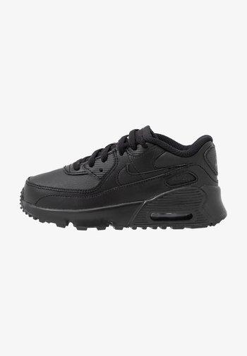 AIR MAX 90 UNISEX - Sneakers laag - black/white