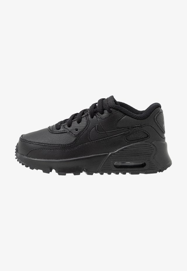 AIR MAX 90 UNISEX - Sneakers laag - black/white