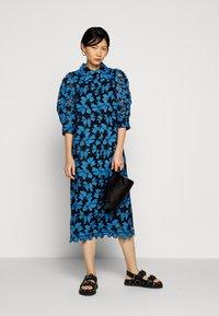 Hofmann Copenhagen - BARBARA - Shirt dress - pacific blue - 1