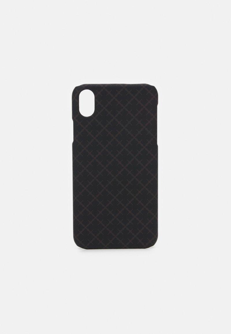 By Malene Birger - IPHONE XR - Phone case - dark chokolate