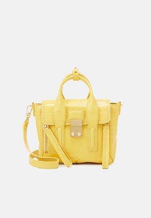 PASHLI MINI SATCHEL - Handbag - sunshine