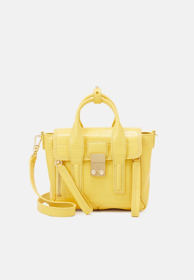 PASHLI MINI SATCHEL - Käsilaukku - sunshine