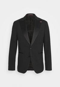 Tommy Hilfiger Tailored - FLEX SLIM FIT TUXEDO - Oblek - black - 2