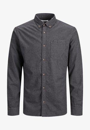 TWILLWEB - Camicia - dark grey melange
