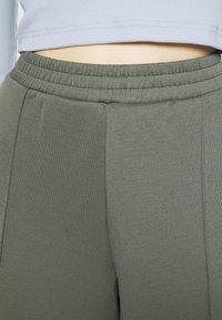 Weekday - HARLOW  - Tracksuit bottoms - dark grey - 5