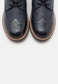 s.Oliver - Lace-ups - navy - 5