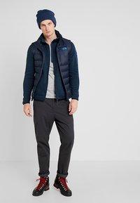 CMP - MAN JACKET - Fleece jacket - inchiostro - 1
