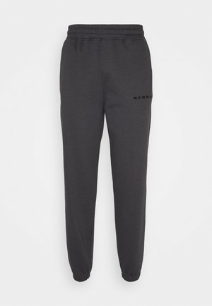 ESSENTIAL JOGGER UNISEX - Tracksuit bottoms - dark grey
