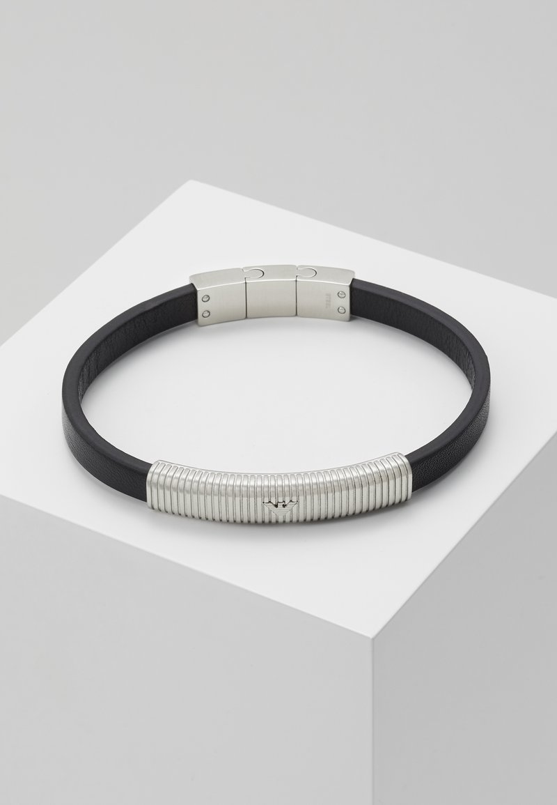 Emporio Armani - Bracelet - silver-coloured