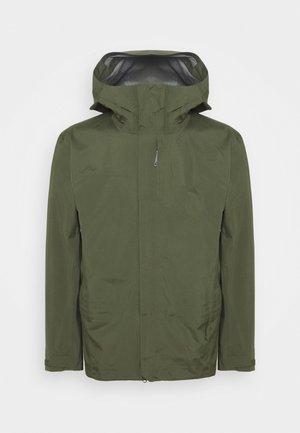 JACKET - Snowboardová bunda - utopian green