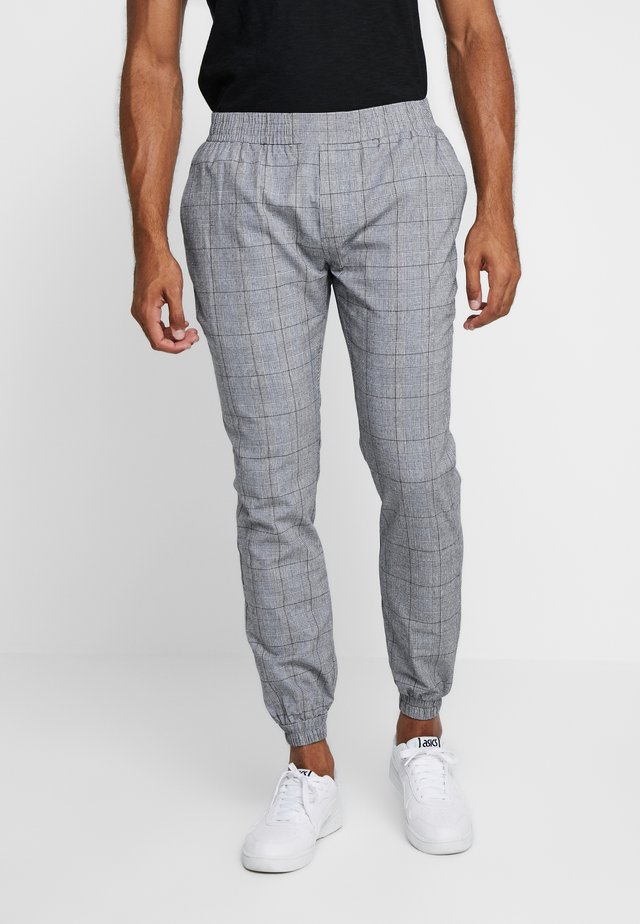 SMART - Trousers - grey pow