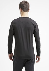 Jack & Jones - JJBASIC  - Longsleeve - black - 2