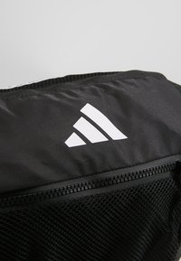 adidas Performance - PARKHOOD  - Across body bag - black/black/white - 7