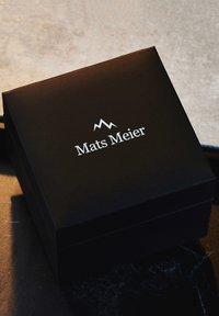 Mats Meier - Chronograph watch - silber - 4