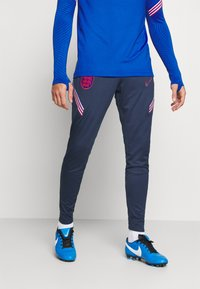 Nike Performance - ENGLAND ENT DRY PANT  - National team wear - midnight navy/sport royal/challenge red - 0