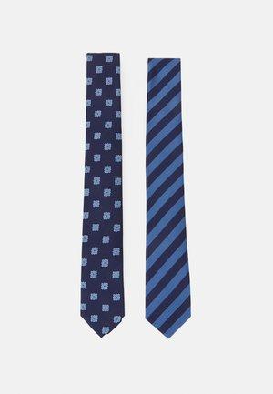 2 PACK - Tie - blue