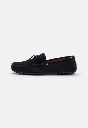 DRIVER LACCI - Moccasins - navy