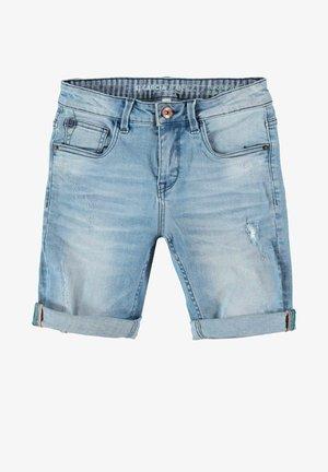 TAVO  - Denim shorts - bleached
