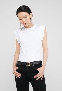 Versace Jeans Couture - BELT - Belt - nero - 1