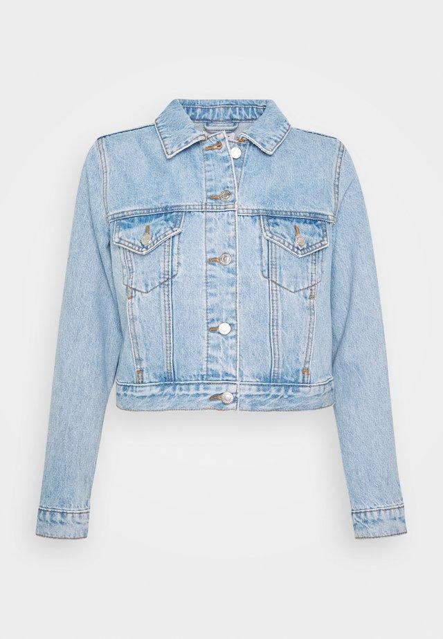 TILDA - Denim jacket - blue denim