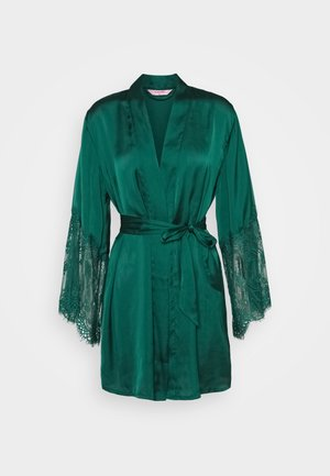 KIMONO - Dressing gown - atlantic deep