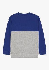 Benetton - Bluzka z długim rękawem - blue/grey - 1