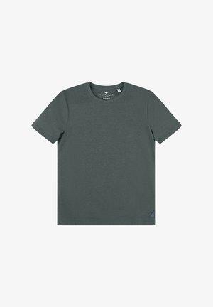 Basic T-shirt - green gables/green